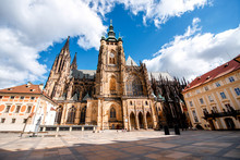 View On Saint Vitus Cathedral ...