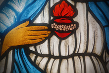 Religious Stained Glass-manila