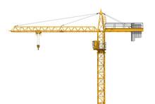 Rendering Of Yellow Constructi...