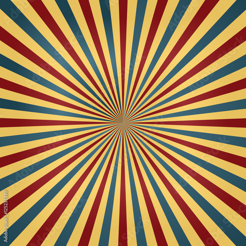 Fototapeta Colorful circus background