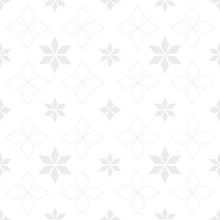 Abstract Snowflakes And Stars On White Background Scandinavian Nordic Pattern Folkart Winter Theme Christmas Pattern Winter Seamless Pattern Christmas Quilt Folk Art Scandinavian Christmas Pattern