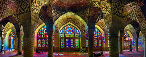 Fotografia  Mosque Nasir Al-Mulk Mosque, Iran