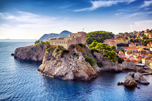 General View Of Dubrovnik - Fo...