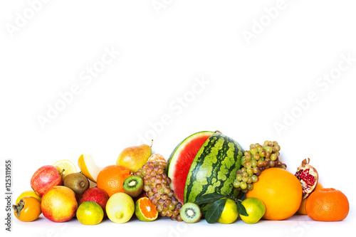swieze-owoc-odizolowywac-na-bialym-tle