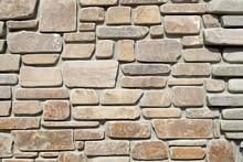 Natural Rough Stone Wall - Tex...