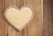 Healthy Amaranth Seeds - Heart