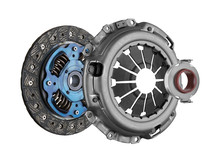 Disc And Clutch Basket With Re...
