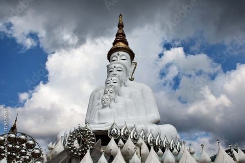 Wat Pha Sorn Kaew thailand Poster