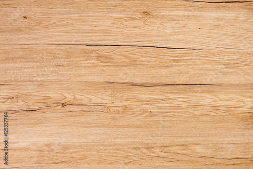 Fototapeta Rustic wooden surface, table top view obraz