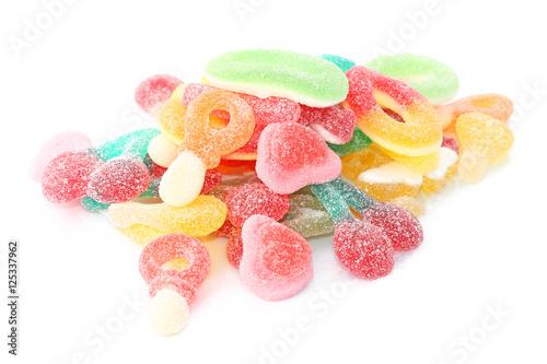 Deurstickers Snoepjes Bonbons