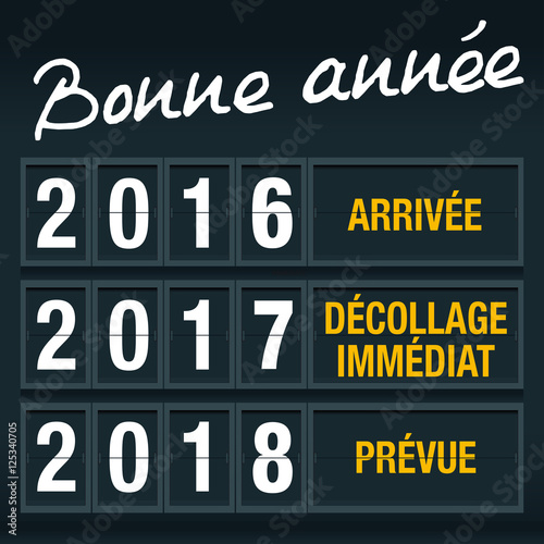 Valokuva  2017 - Avenir - Panneau Départ