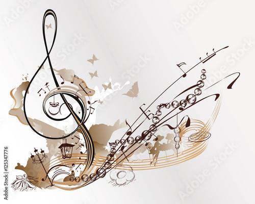 Fototapety muzyka  a-cui-iiue-4