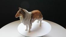 Porcelain Figurine Scottish Co...