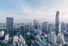 Cityscape Bangkok Modern Offic...