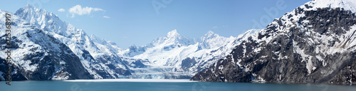 Glacier Bay Panorama
