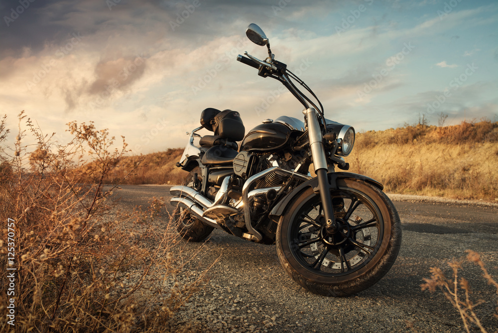 Fototapeta Motorbike