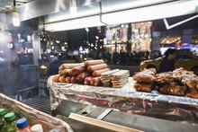 Fast Food In Manhattan