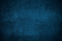 Empty Dark Concrete Surface Texture