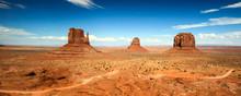 Monument Valley Navajo Tribal Park - USA