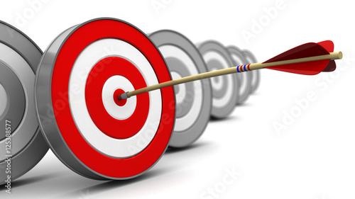 Fotografía right target