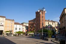 Asti - Piazza Statuto