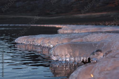 Winter am Wasser - 125416347