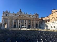 Roma, Citta' Del Vaticano - La Basilica Di San Pietro