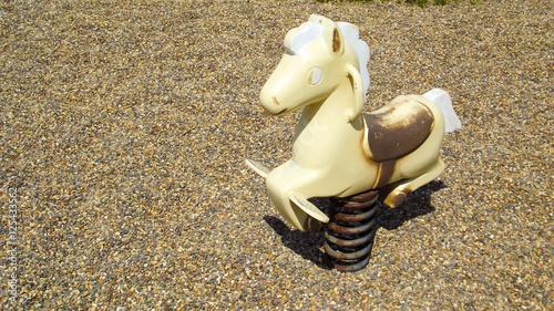 Park Rocking horse