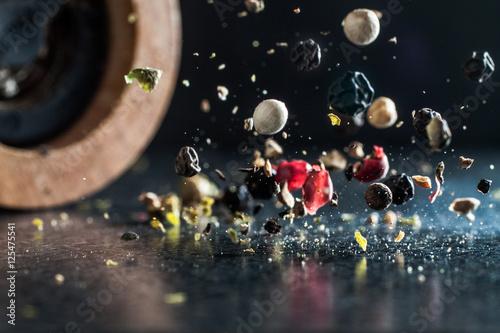 Fotografía  Peppercorns