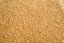 Close Up Brown Sugar Background