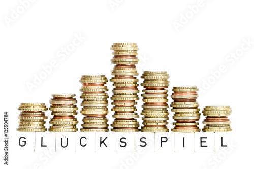 Foto  Glücksspiel