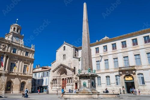 Photo Arles touristique.