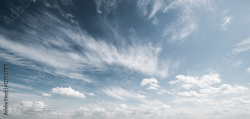 Canvas Prints Heaven Sky and clouds atmosphere background