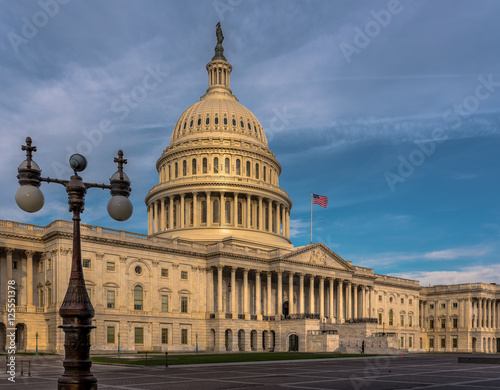 Foto  US Capital Building