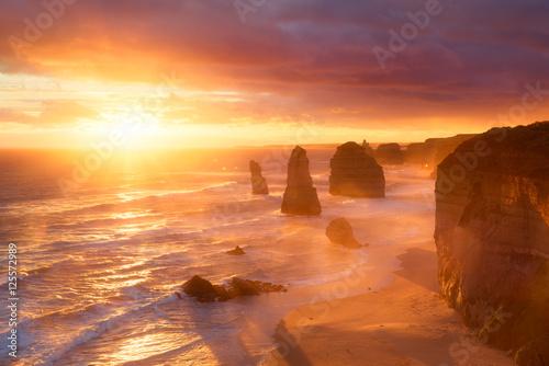 Fotografía  The Twelve Apostles, Great Ocean Road, Australia