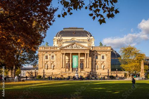 Papiers peints Opera, Theatre Staatstheater Wiesbaden