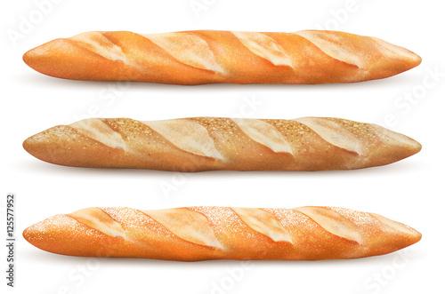 Baguettes vectorielles 2 Canvas-taulu