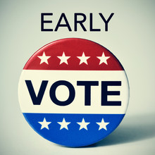 Early Vote In The United State...