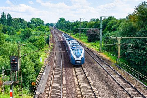 Zdjęcie XXL Przejażdżki pociągiem