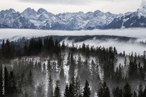 tatry-w-zimie-krajobraz