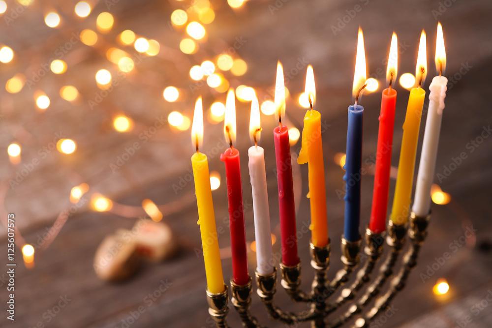 Photo  Hanukkah