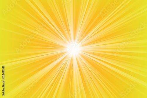 Obraz Hintergrund mit Sonnenstrahlen - fototapety do salonu