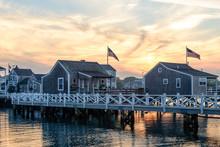 Nantucket Summer Sunset