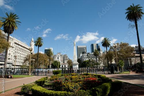Staande foto Buenos Aires Plaza de Mayo - Buenos Aires - Argentina