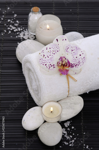 Foto op Canvas Spa Spa treatment
