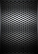 Eliptic Oval Metal Texture Mesh Pattern Background