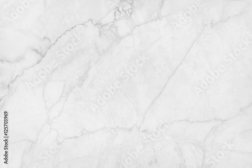 Staande foto Stenen White marble texture background, abstract marble texture (natural patterns) for design.