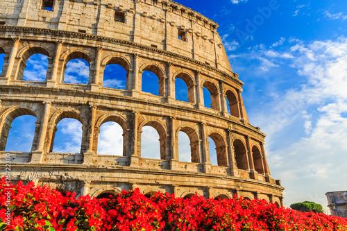 Fotografia, Obraz  Colosseum in Rome, Italy