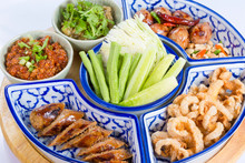 KhanToke Northern Food Thailand