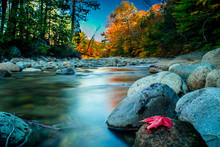 New Hampshire During Autumn - ...